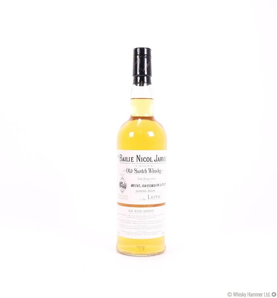 Bailie Nicol Jarvie - 8 Year Old (Old Scotch Whisky)