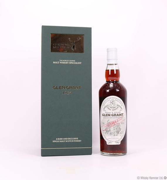 Glen Grant - 1964 (Bottled 2015) Gordon & MacPhail
