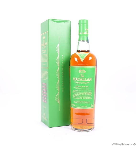 Macallan - Edition No  4 Auction | Whisky Hammer