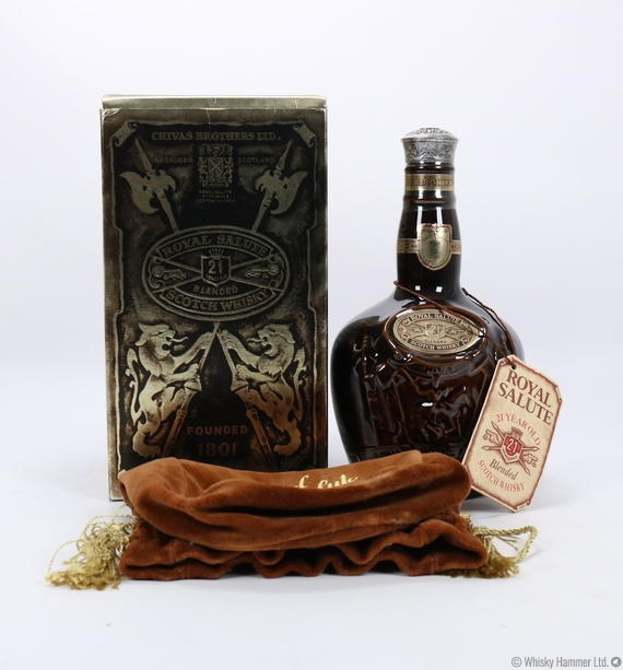 Chivas Royal Salute - 21 Year Old
