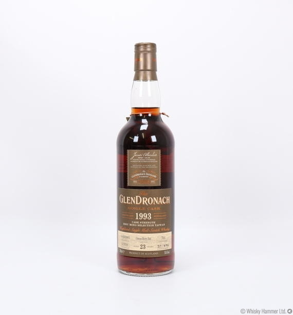 Glendronach - 23 Year Old (1993) Single Cask #701