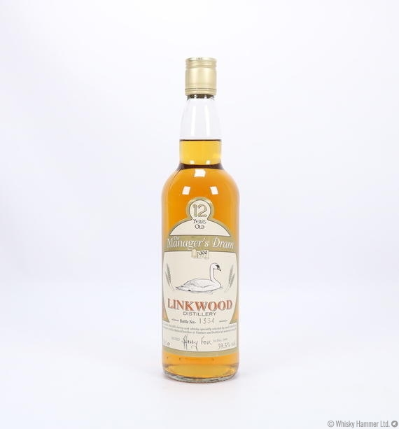 Linkwood - 12 Year Old (Manager's Dram)