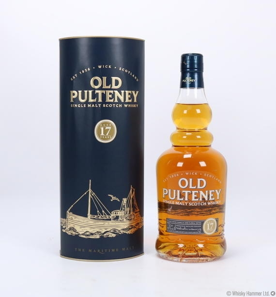 Old Pulteney - 17 Year Old
