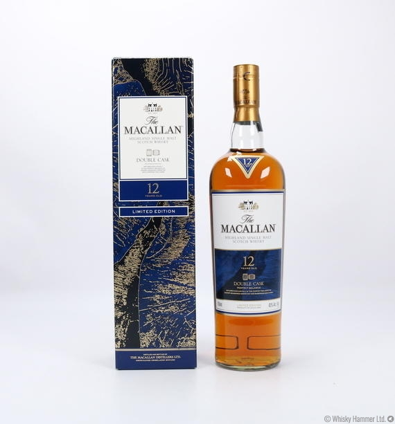 624e0c4210d Macallan - 12 Year Old (Double Cask) Limited Edition Auction ...