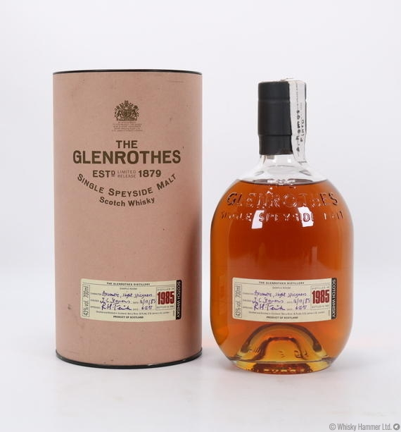 Glenrothes - 1985 (1998)