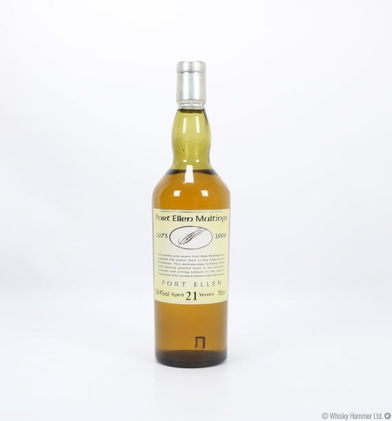 Port Ellen - 21 Year Old (Port Ellen Maltings 25th Anniversary)