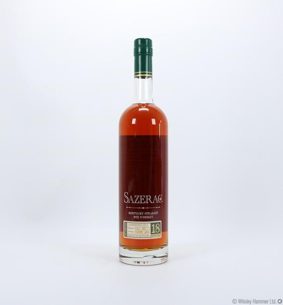 Buffalo Trace - 18 Year Old (1981) Sazerac