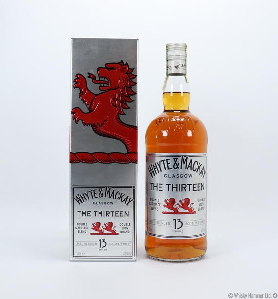 Whyte & Mackay - 13 Year Old