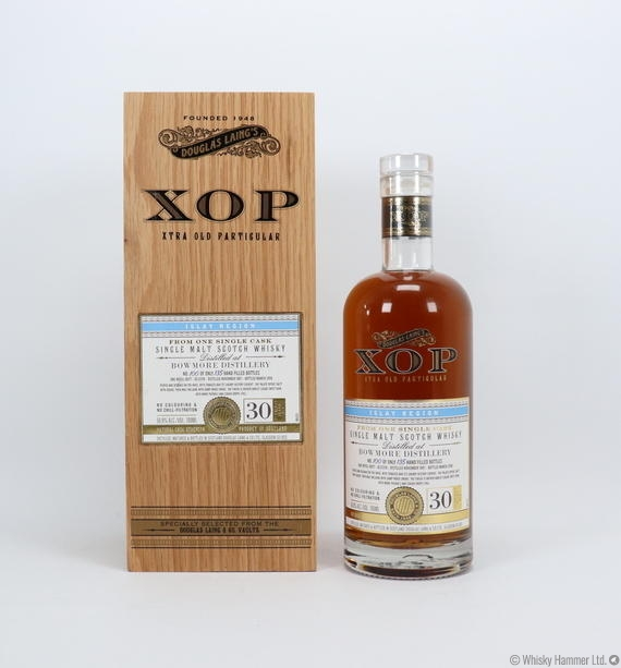 Bowmore- 30 Year Old (1987) Douglas Laing's XOP