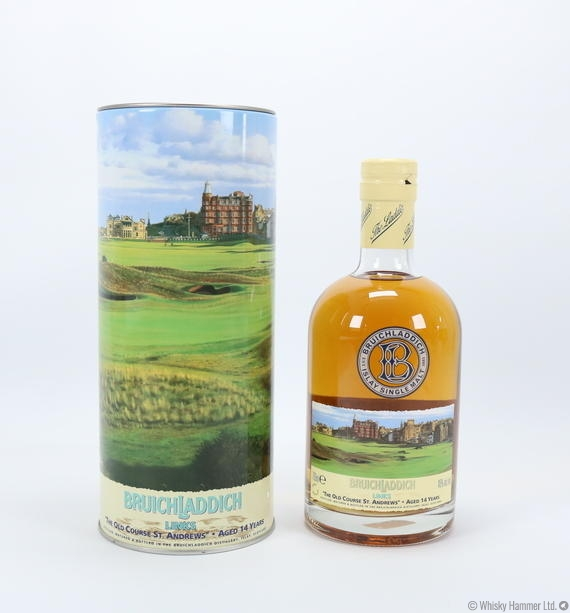 Bruichladdich - 14 Year Old (The Old Course, St Andrews)