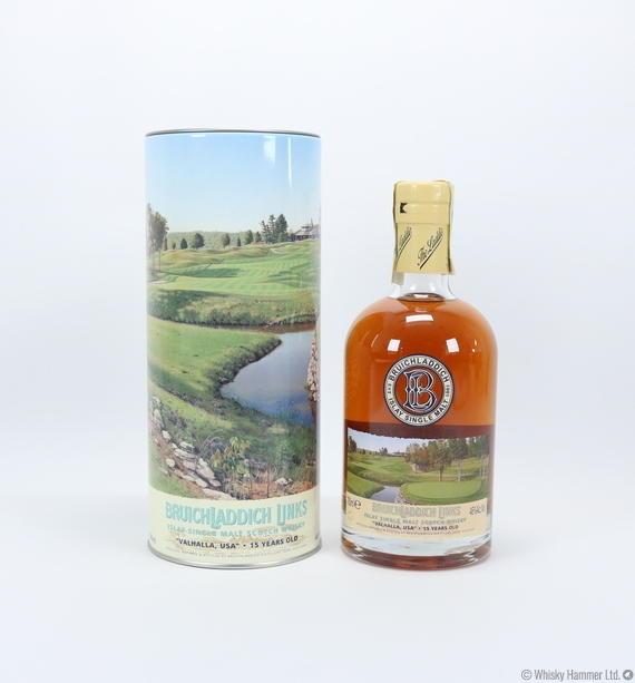 Bruichladdich 15 Year Old Valhalla Usa Auction Whisky Hammer