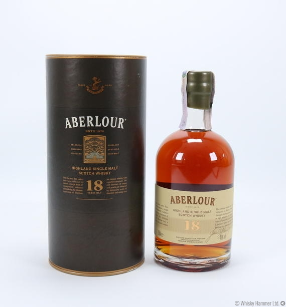 Aberlour - 18 Year Old (50cl)