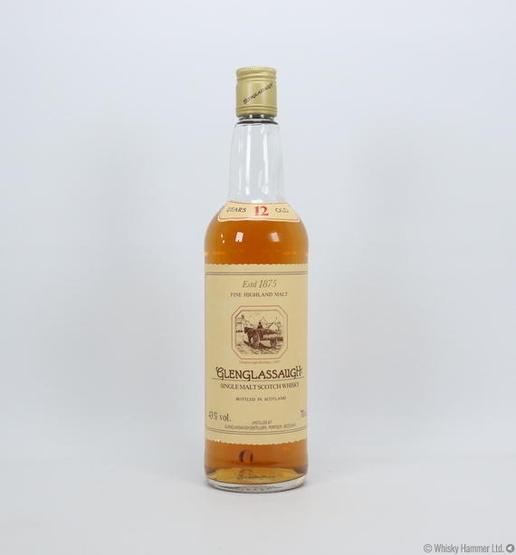 Glenglassaugh - 12 Year Old (1990s)