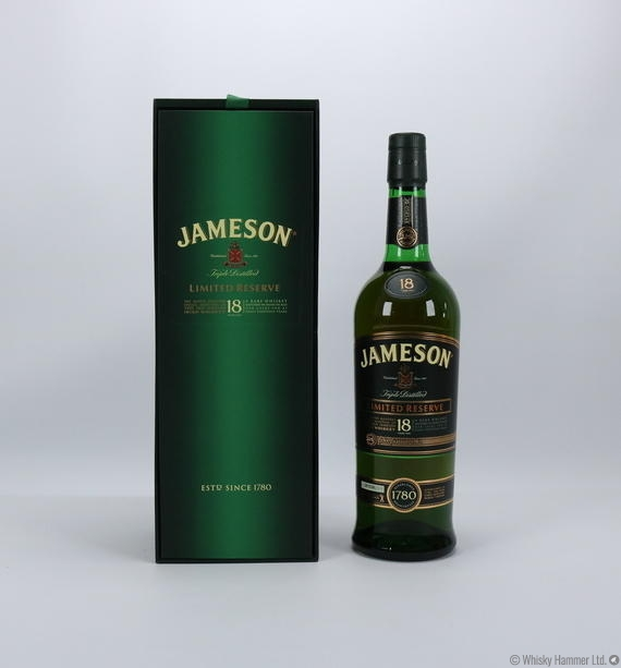 Jameson - 18 Year Old (Limited Reserve)