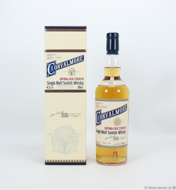 Convalmore - 32 Year Old (1984) Natural Cask Strength