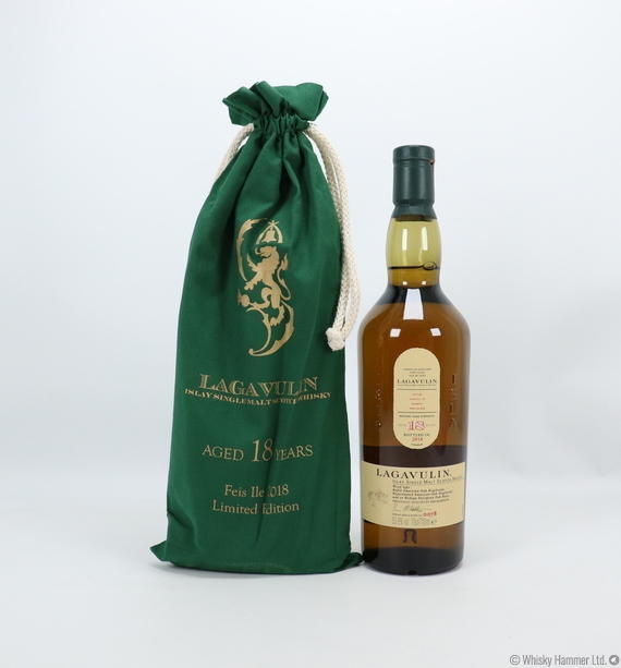 Lagavulin - 18 Year Old (Feis Ile 2018)