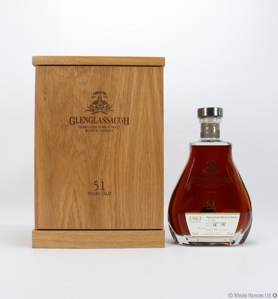 Glenglassaugh - 51 Year Old (1963 Vintage)