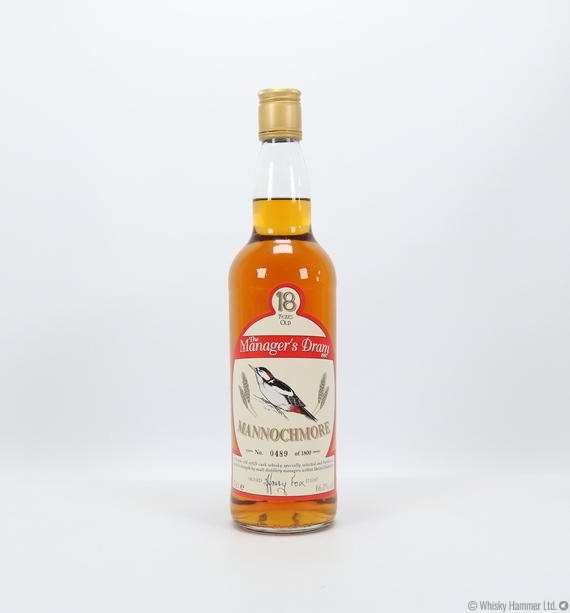Mannochmore - 18 year old (Manager's Dram)