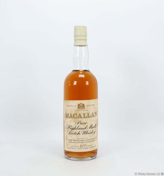 Macallan - 80 Proof (Campbell, Hope & King)
