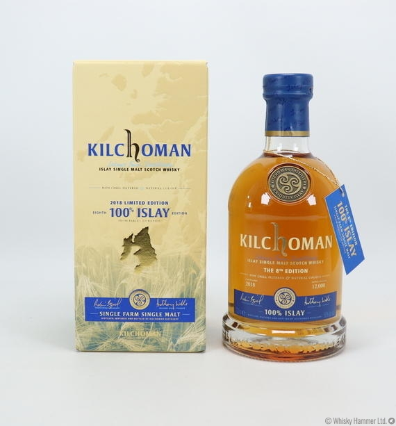 Kilchoman - 100% Islay (8th Edition, 2010)