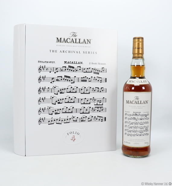 Macallan - The Archival Series - Folio 4