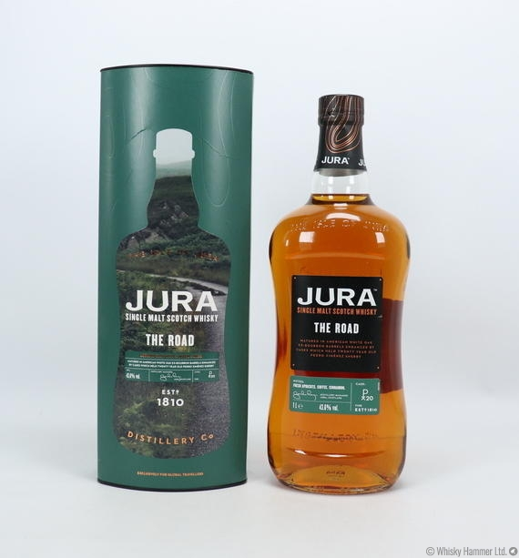 Isle Of Jura - The Road (1 litre)
