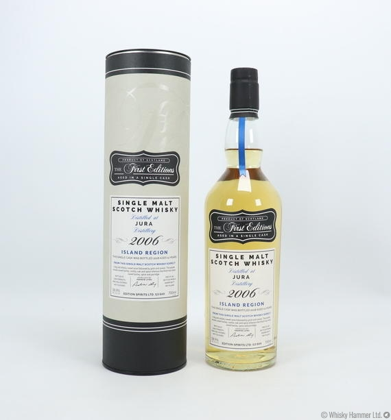 Jura - 12 Year Old (The First Editions) 2006