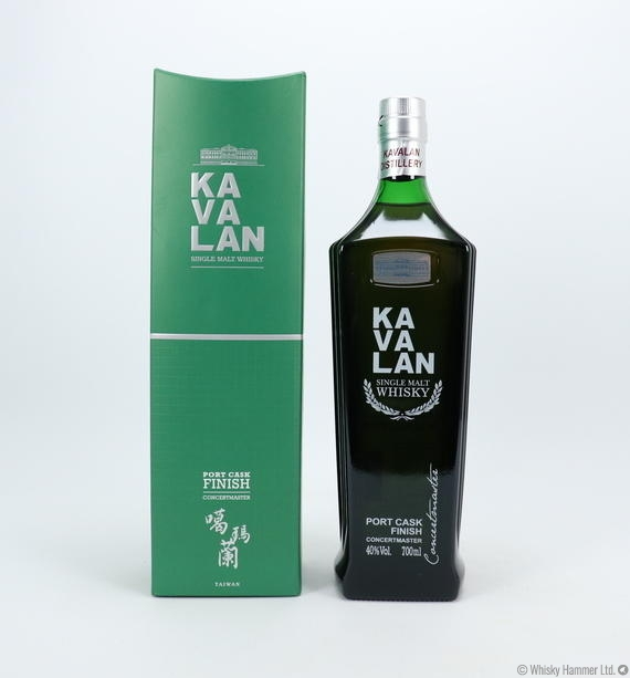 Kavalan - Concertmaster (Port cask finish)