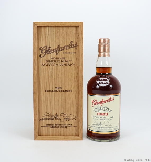 Glenfarclas - 2003 (Distillery Exclusive)
