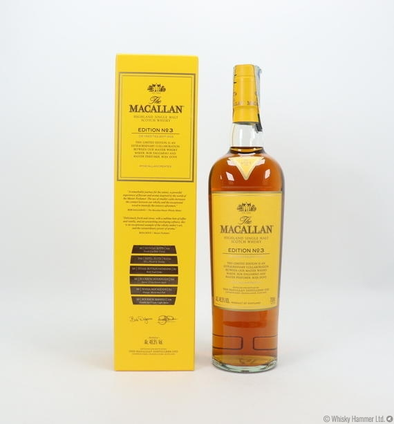 Macallan - Edition No.3