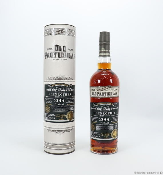 Glenrothes - 2006 (Chairman's Choice) Old Particular