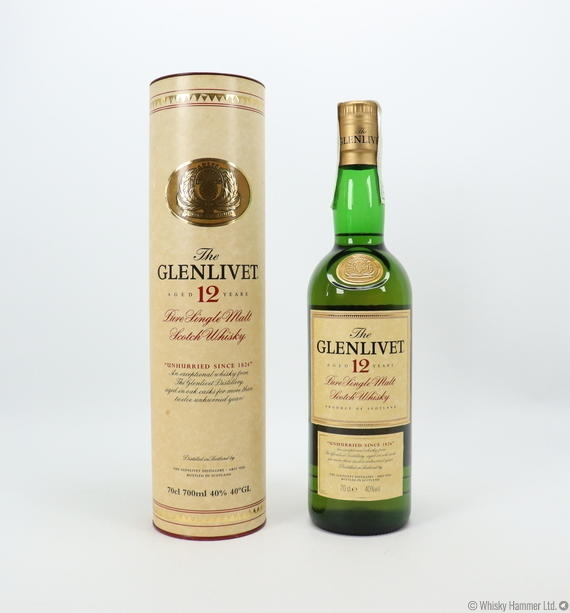Glenlivet - 12 Year Old