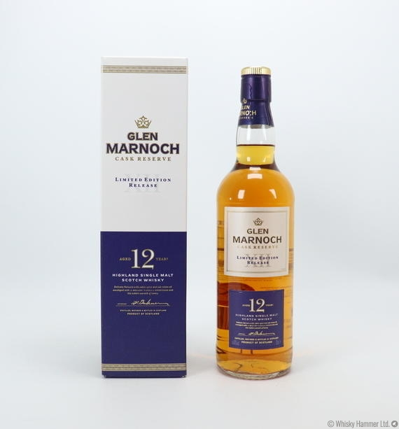 Glen Marnoch - 12 Year Old (Cask Reserve) Auction | Whisky