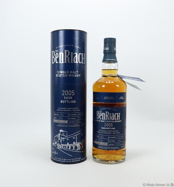 BenRiach - 13 Year Old (2005 Single Cask)