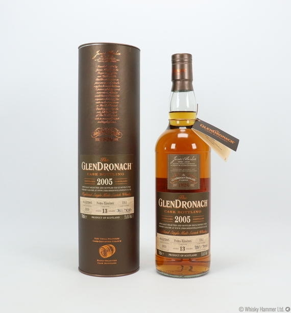 Glendronach - 13 Year Old (2005) Single Cask #1311 Green Welly Stop Exclusive