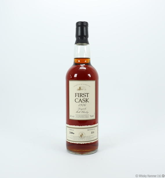 Glen Grant - 24 Year Old (1976) First Cask (#2886)