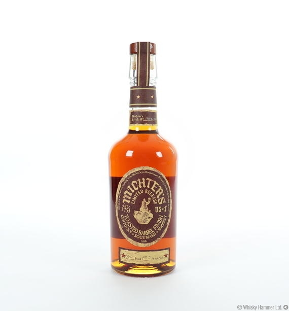 Michter's - Toasted Barrel Finish (Limited Release) 75cl