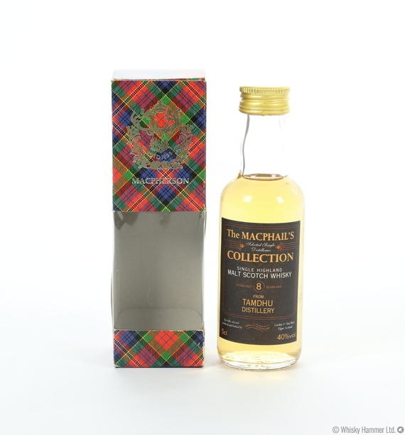 Tamdhu - 8 Year Old (MacPhail's Collection) 5cl