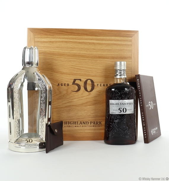 Highland Park - 50 Year Old