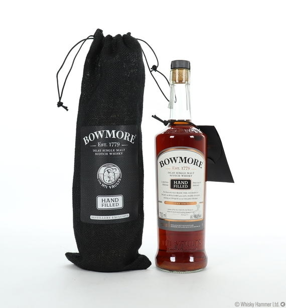 Bowmore - Hand Filled (Cask #1558)