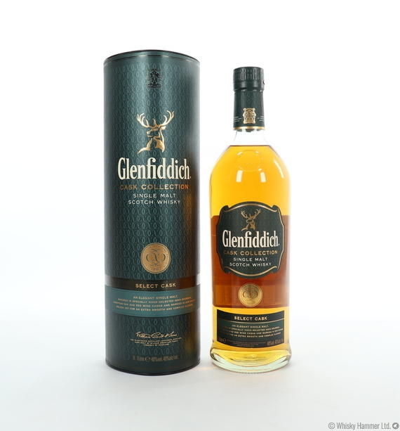 Glenfiddich - Select Cask (Cask Collection) 1 Litre