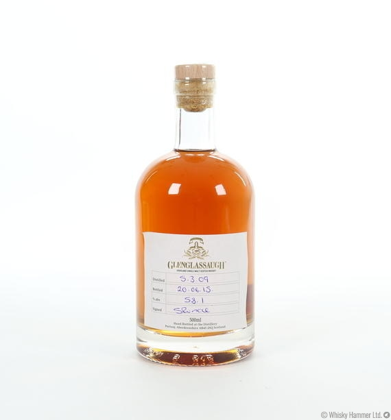 Glenglassaugh - Hand Filled (2009) Distillery Exclusive 50cl