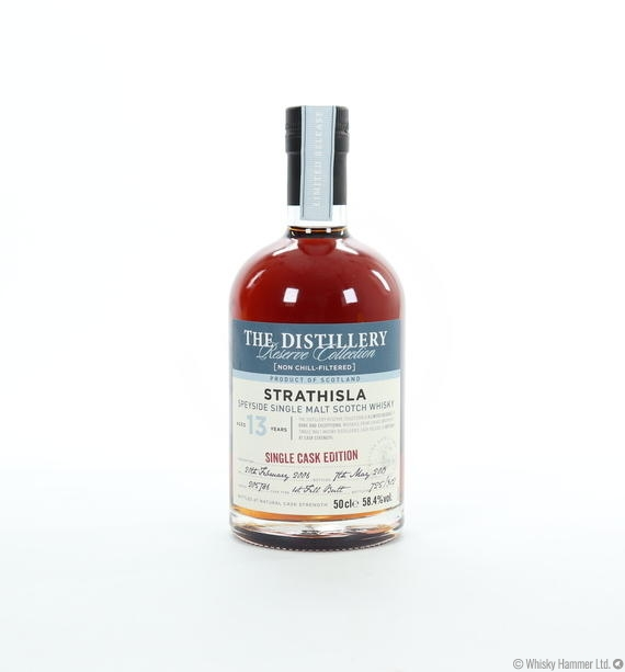 Strathisla - 13 Year Old (2006) Single Cask Edition (Distillery Reserve Collection) 50cl