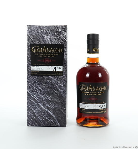 Glenallachie - 13 Year Old (2005) Single Cask #901037