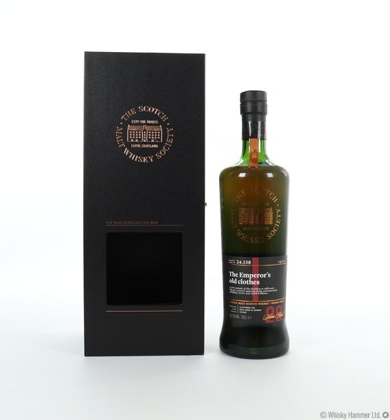 Macallan - 29 Year Old (1989) SMWS 24.138