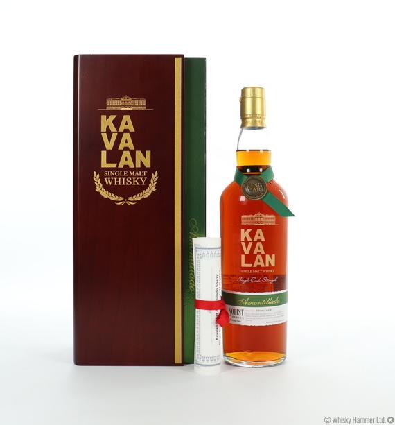 Kavalan - Solist (Amontillado) 75cl