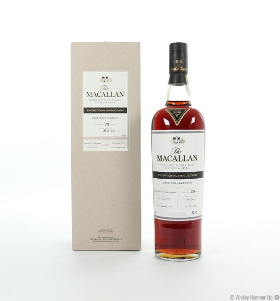 Macallan - 1997 Exceptional Single Cask (#14369-11, 2018)