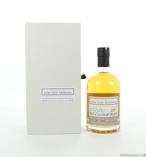 Ladyburn & Inverleven - 26 Year Old (Ghosted Reserve)