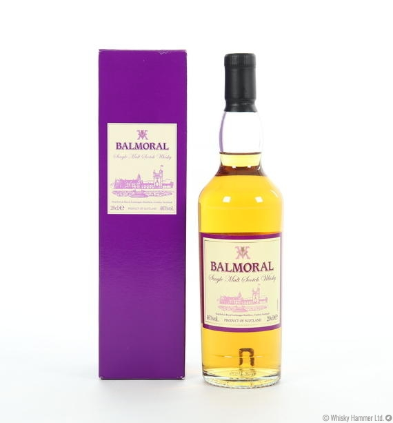 Balmoral - Single Malt Whisky (20cl)