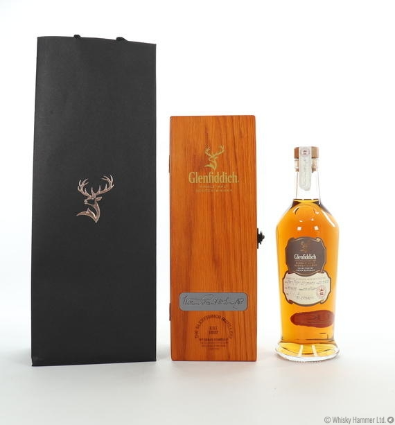 Glenfiddich - 15 Year Old (Port Pipe) + Gift Bag